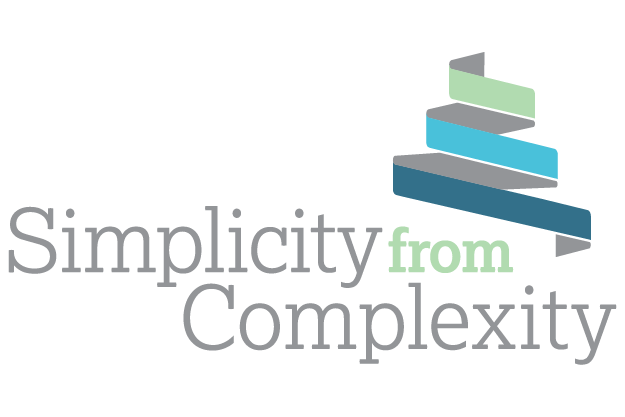 Simplicity from Complexity